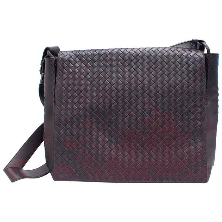 e5f2d9f6d464 Bottega Veneta Cross Body Flap Bag For Sale. Bottega Veneta mens leather ...