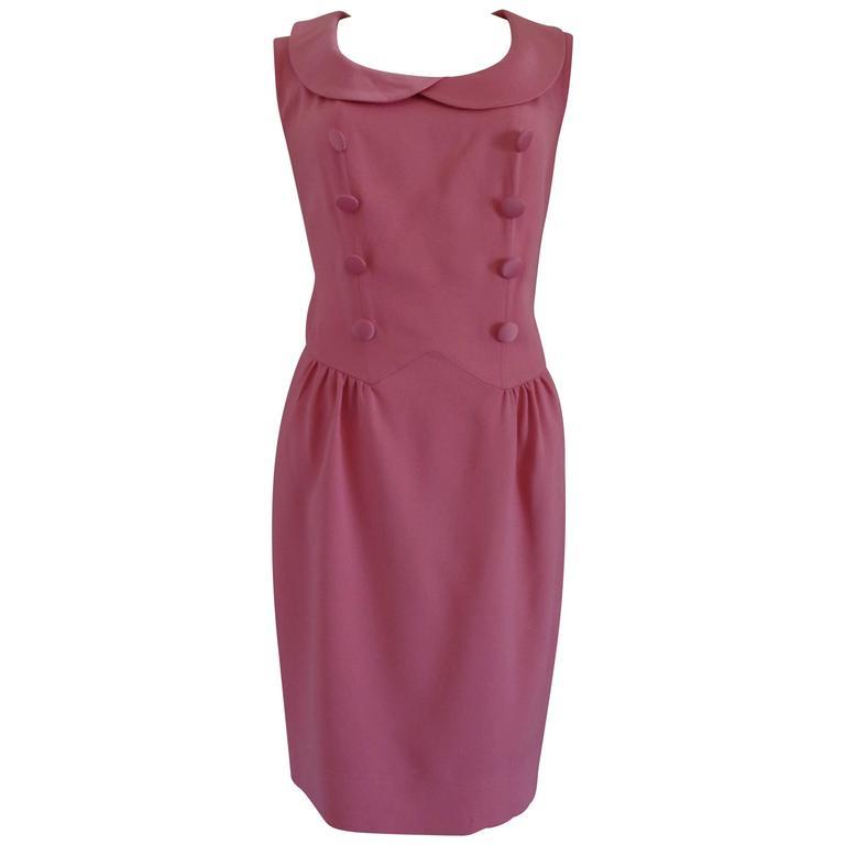 Moschino Cheap & Chic Pink Dress