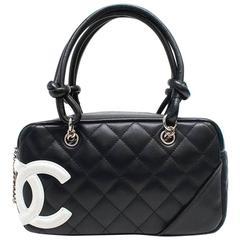 Chanel Small Black Cambon Bag