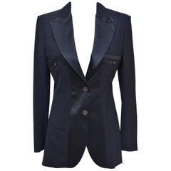 Christian Dior Black Jacket Blazer   Mint  6 US