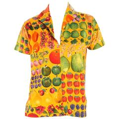 Gucci Tutti Frutti Print Shirt