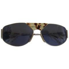 Fiorucci Blu Lents tortoise Sunglasses