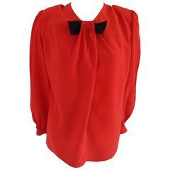 Valentino Miss Red Shirt