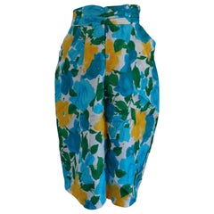 1980s Vintage multicoloured Skirt