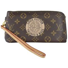 Louis Vuitton Collectible Clutch from the Trunk & Bags Collection