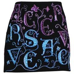 Versace Atelier Skirt