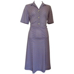 Xami's Purple Dress
