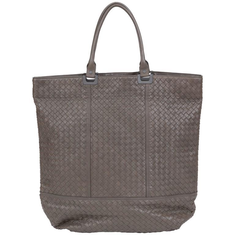 Bottega Veneta Etoupe Shoulder Tote Bag