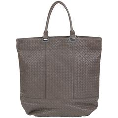 Bottega Veneta Etoupe Shoulder Tote Bag