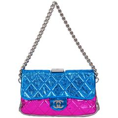Chanel Metallic 4 Colors Limited Edition Flap Bag