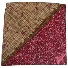 Schiaparelli Silk Scarf