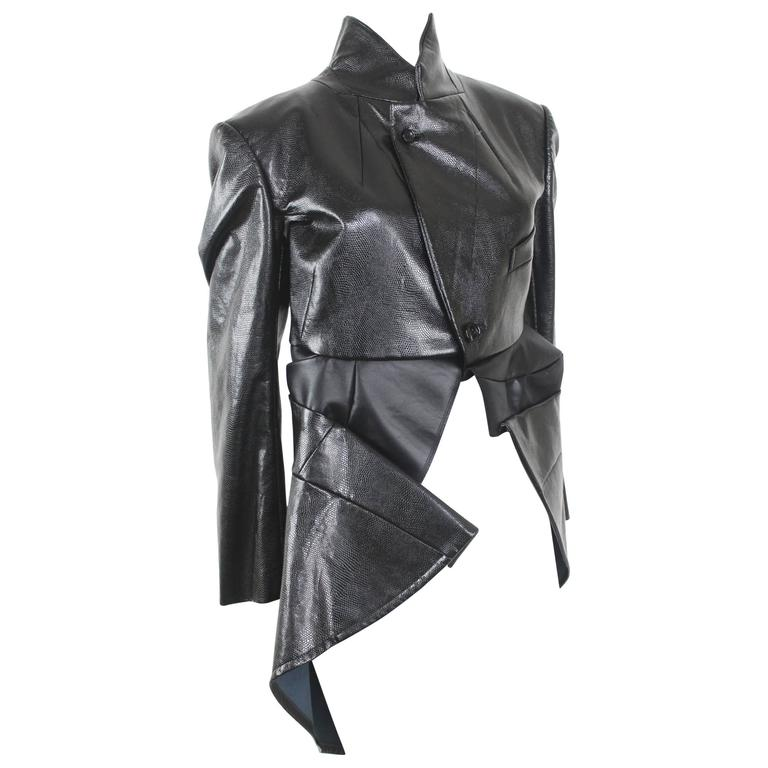 Comme des Garcons 2008 Collection Football Collection Runway Jacket