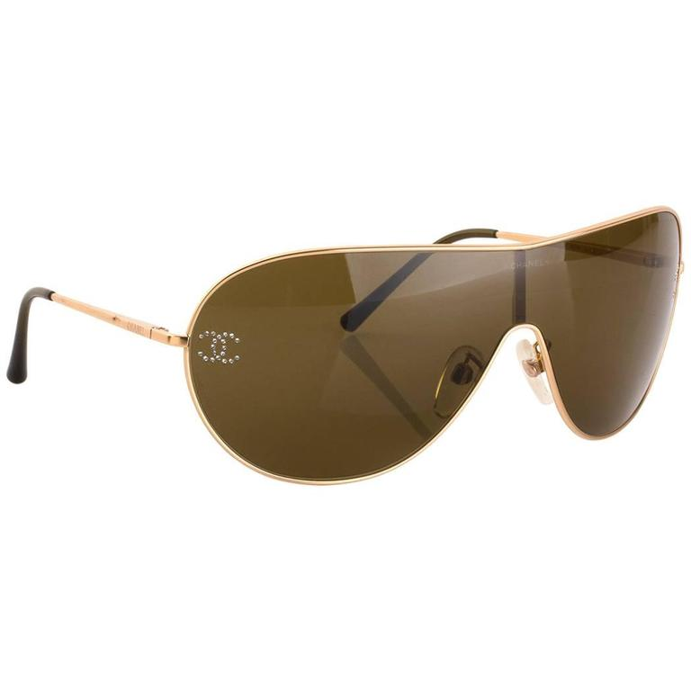 Chanel vintage sunglasses mod 4122-B  1