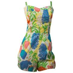 60s Sunsuit Jumper