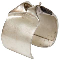 Scandinavian Modern Bjorn Weckstrom bracelet for Lapponia, Finland