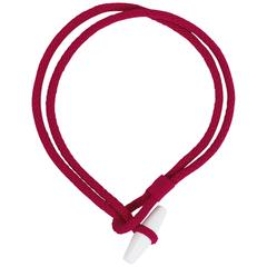 Hermès Rouge Pourpre Tricot Belt