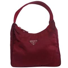 Prada Bordeaux Shoulder Bag