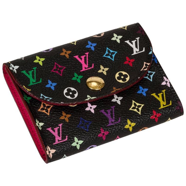 Louis Vuitton Murakami Limited Edition Wallet