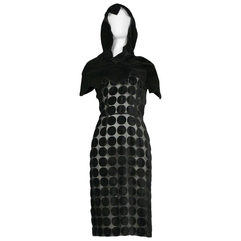 Comme des Garcons Football dress with Hood SS 2009