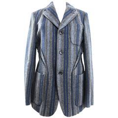 Comme des Garcons Homme Plus 2003 Collection Wool Jacket