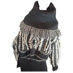 Christian Dior Boutique Chunky Knit Sweater