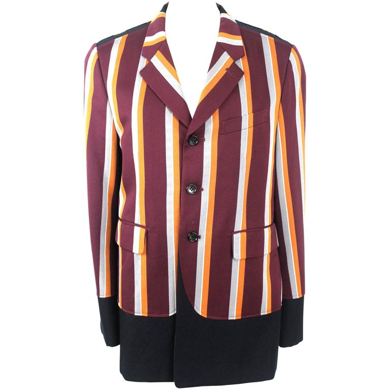 Homme Plus Comme des Garcons 2000 Collection Wool Jacket