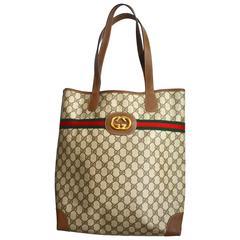 Gucci Logo Tote