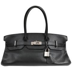 Hermès Black Togo Leather JPG Birkin Bag PHW