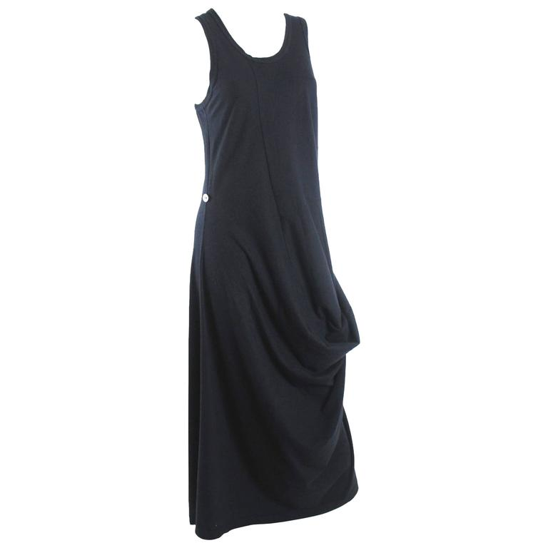 Comme des Garcons 1994 Collection Jersey Dress