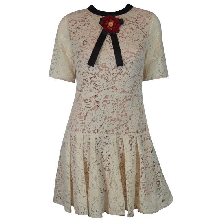 Gucci Summer Lace Dress