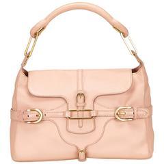 Jimmy Choo Pink Leather Handbag