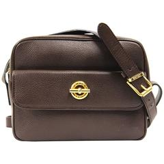 Céline Brown Leather Shoulderbag