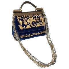dolce & gabbana miss sicily shoulder bag