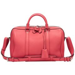 2010s Louis Vuitton Rose Cachemire Leather Sofia Coppola PM