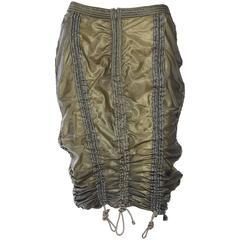 OMO Norma Kamali Parachute Skirt