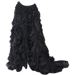 OMO Norma Kamali Iconic Parachute Ball Skirt
