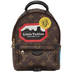 "Louis Vuitton ""World Tour"" Palm Springs Backpack PM"