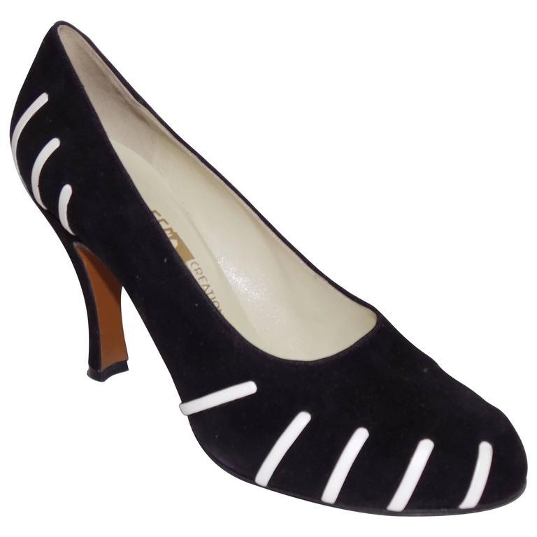 Salvatore Ferragamo Museum Limited Edition Rare shoes 1