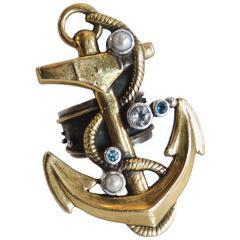 Mars & Valentine Anchor Ring