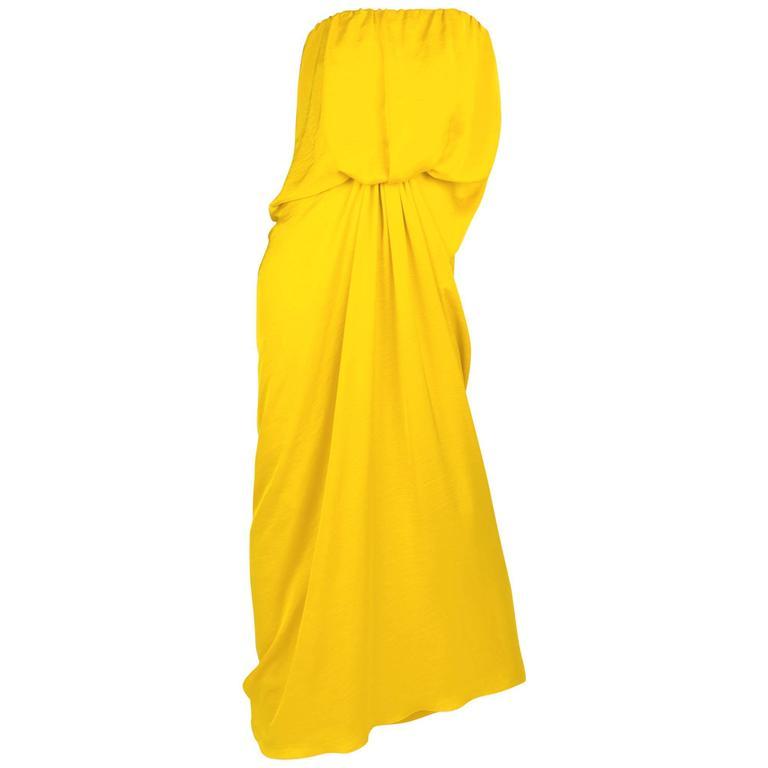 Lanvin 2013 dress
