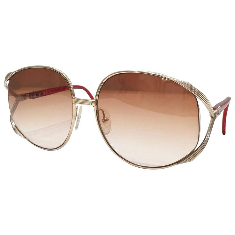 1970s Dior sunglasses