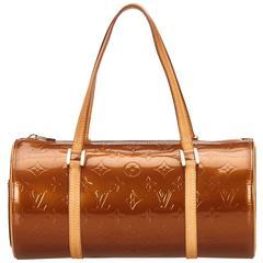 Louis Vuitton Brown Vernis Bedford Shoulder Bag