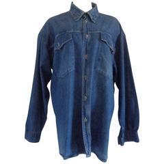 Versace Jeans Denim Shirt