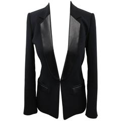 Viktor and Rolf Black Blazer. Size 38
