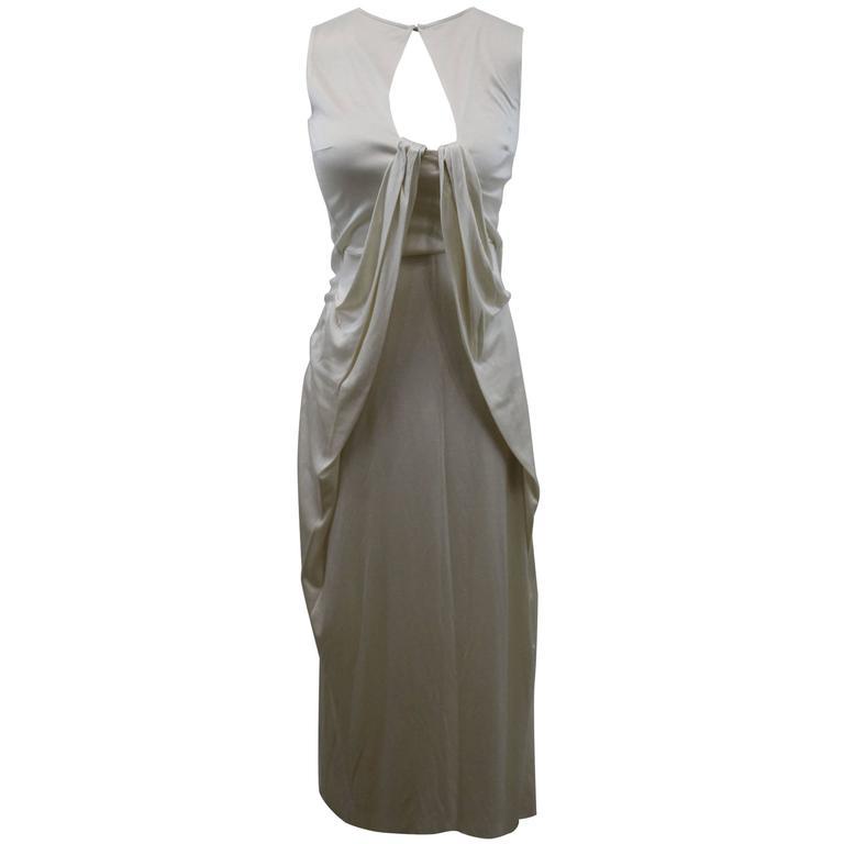 Yves Saint Laurent Summer Long Dress