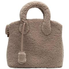 2011 Louis Vuitton Gris Shearling Lockit Pulsion