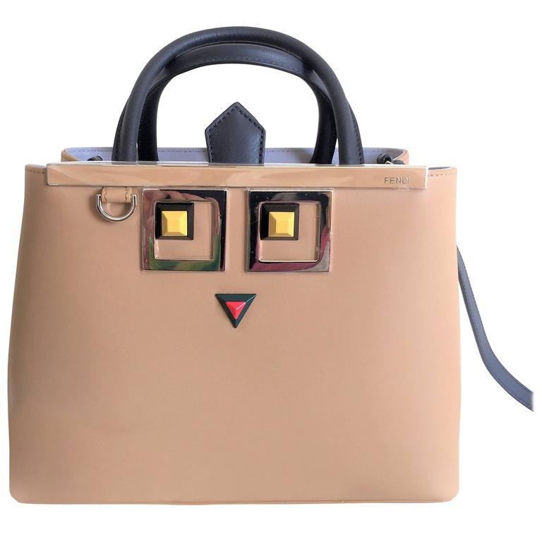 Fendi New Tote Bag
