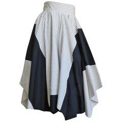 1990s Issey Miyake Origami Skirt