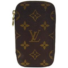 Iconic Louis Vuitton Classic Key Holder Zippered Case