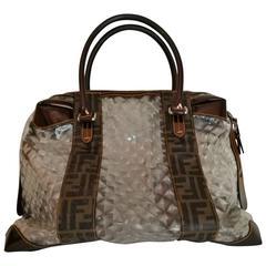 Fendi Limited Edition FF Logo speedy Bag